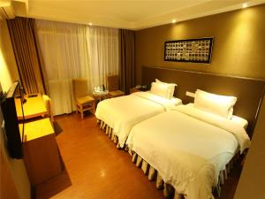 Yingshang Hotel - Guangzhou Liying Branch, Hotely  Kanton - big - 56