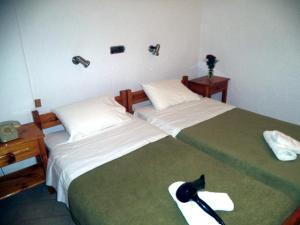 Gefyra Hotel, Hotels  Agios Nikolaos - big - 26