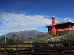 Pucara B&B and Spanish School, Lodges  Otavalo - big - 21