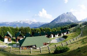 Chalets Etno selo Åtavna