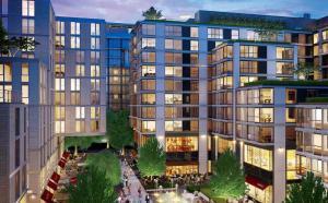 BridgeStreet at City Center, Ferienwohnungen  Washington - big - 1