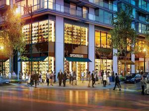 BridgeStreet at City Center, Ferienwohnungen  Washington - big - 8