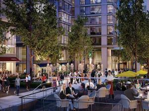 BridgeStreet at City Center, Ferienwohnungen  Washington - big - 19