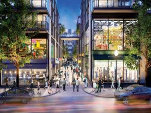 BridgeStreet at City Center, Ferienwohnungen  Washington - big - 21