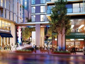 BridgeStreet at City Center, Ferienwohnungen  Washington - big - 22
