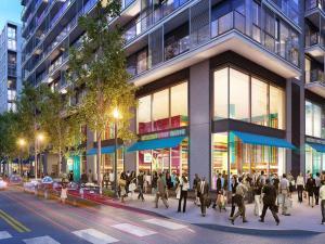 BridgeStreet at City Center, Ferienwohnungen  Washington - big - 23