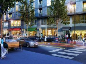 BridgeStreet at City Center, Ferienwohnungen  Washington - big - 27