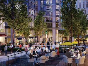 BridgeStreet at City Center, Ferienwohnungen  Washington - big - 30