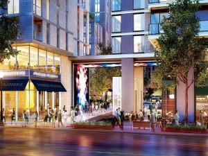BridgeStreet at City Center, Ferienwohnungen  Washington - big - 31