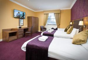 Ballantrae Hotel, Hotels  Edinburgh - big - 21