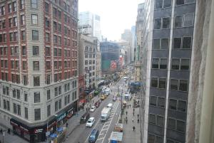 Midtown Suite New York, Ferienwohnungen  New York - big - 76
