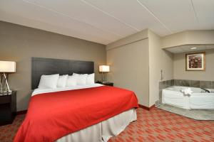 King Room with Whirlpool - Non smoking