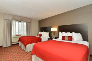 Queen Room with Two Queen Beds - Pet Friendly - Non smoking