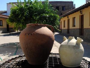 La Higuera Albergue Turístico Rural, Hostels  Garrovillas - big - 28