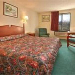 Value Inn Jeffersonville, Motel  Jeffersonville - big - 3