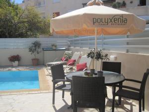 Polyxenia Isaak Luxury Villas and Apartments, Apartments  Protaras - big - 44