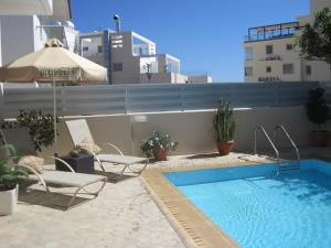 Polyxenia Isaak Luxury Villas and Apartments, Apartments  Protaras - big - 46
