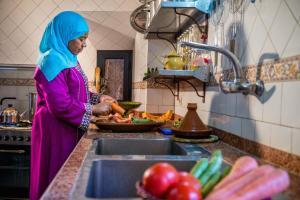 Dar Bladi, Bed and breakfasts  Ouarzazate - big - 19