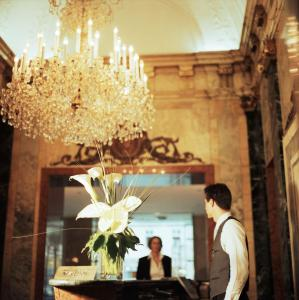 5 hvězdičkový hotel Hotel Ambassador Vídeň Rakousko