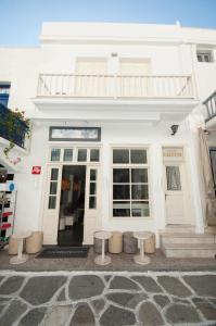 Karboni Hotel, Penziony  Mykonos - big - 1