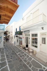 Karboni Hotel, Penziony  Mykonos - big - 40