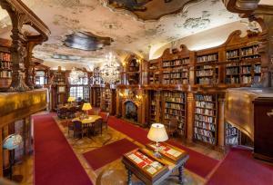 Hotel Schloss Leopoldskron, Hotely  Salzburg - big - 56