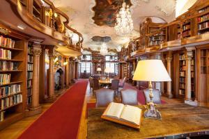 Hotel Schloss Leopoldskron, Hotely  Salzburg - big - 66