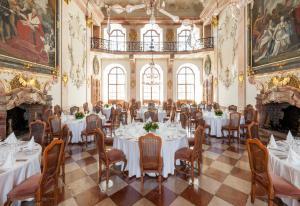 Hotel Schloss Leopoldskron, Hotely  Salzburg - big - 70