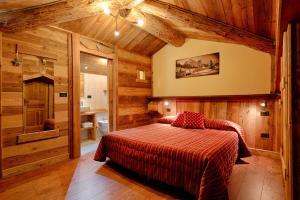 Hotel Rendez-Vous, Hotely  Aymavilles - big - 12
