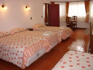 Hotel Victoria, Hotely  Hanga Roa - big - 11