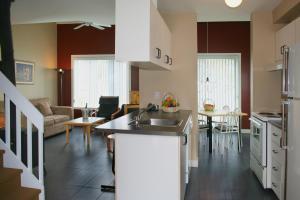 One-Bedroom Apartment with Mezzanine - Main Building