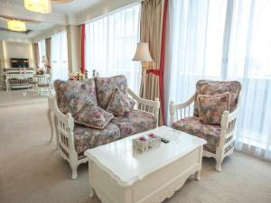 Hua Shi Hotel, Отели  Гуанчжоу - big - 21