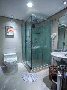 Hua Shi Hotel, Отели  Гуанчжоу - big - 6