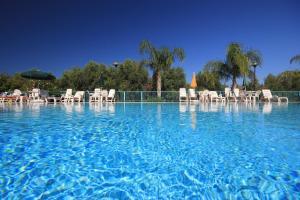 Mare Azzurro, Apartmánové hotely  Cardedu - big - 8