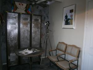 Vintage apartment, Apartmanok  Cannes - big - 6