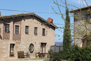 Casa Di Campagna In Toscana, Vidiecke domy  Sovicille - big - 140