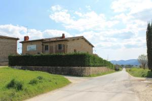 Casa Di Campagna In Toscana, Vidiecke domy  Sovicille - big - 139