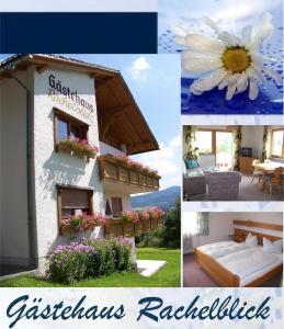 Gästehaus Rachelblick, Apartments  Frauenau - big - 38