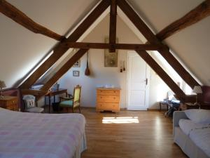 Chambres d'Hôtes Clos de Mondetour, Panziók  Fontaine-sous-Jouy - big - 3