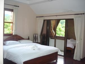 Magnificent Mountain View Retreat, Dovolenkové domy  Chiang Dao - big - 5