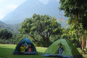 Magnificent Mountain View Retreat, Dovolenkové domy  Chiang Dao - big - 3