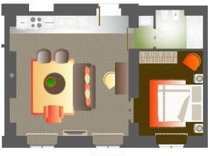 Piazza Vittorio Suites (17 of 17)