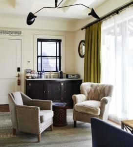 The Marlton Hotel, Отели  Нью-Йорк - big - 9
