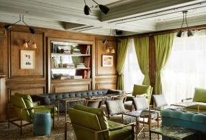 The Marlton Hotel, Отели  Нью-Йорк - big - 20