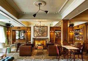 The Marlton Hotel, Отели  Нью-Йорк - big - 21