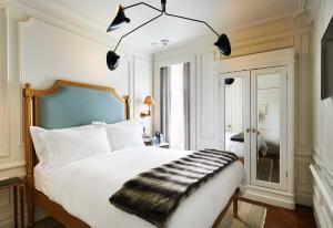 The Marlton Hotel, Отели  Нью-Йорк - big - 7