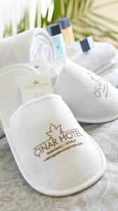 Ayvalik Cinar Hotel, Hotels  Ayvalık - big - 6