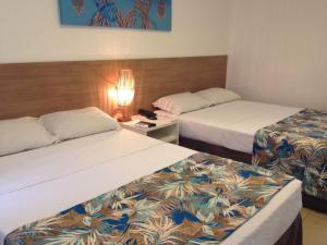 Deluxe Double Room with 2 Double Beds