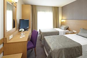 Ayvalik Cinar Hotel, Hotels  Ayvalık - big - 7