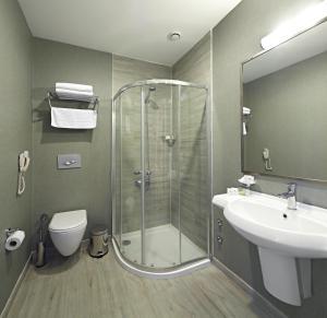 Ayvalik Cinar Hotel, Hotels  Ayvalık - big - 8